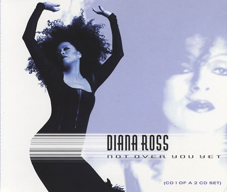 Diana Ross - Not Over You Yet